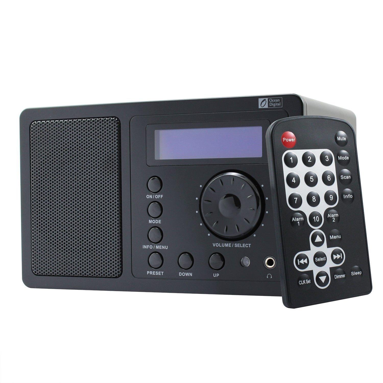 ocean digital db220b radios digitales. Black Bedroom Furniture Sets. Home Design Ideas
