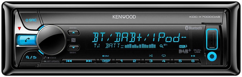 kenwood kdc x7000dab radios digitales. Black Bedroom Furniture Sets. Home Design Ideas